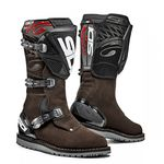 Sidi Trial Zero 1 Motocross Trials boots brown