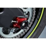 Suzuki GSX-R1000 Axle Slider Set (Rear Wheel)