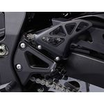 Suzuki GSX-R 1000 Heel Plate and Swingarm Protection Sticker Set