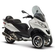 Piaggio MP3 ABS Accessories