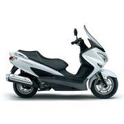 Suzuki Burgman 125 / 400 / 650 Executive Genuine Accessories