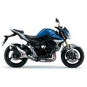 Suzuki GSR750 / GSR750 ABS Genuine Accessories