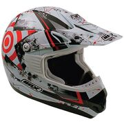 Box MX-5 Helmet - Red