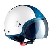 Piaggio Y-Copter Pearl White Helmet