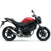 Suzuki SV650 Genuine Accessories