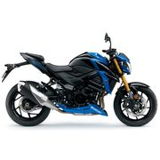Suzuki GSX-S750 Suzuki Genuine Accessories