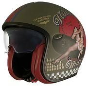 Premier Vintage Helmet at Two Wheel Centre