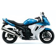 Suzuki GSX650F Genuine Accessories
