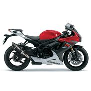 Suzuki GSX-R 600 GSX-R750 Genuine Accessories