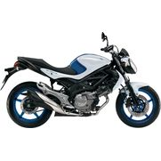 Suzuki SFV650 Gladius Genuine Accessories