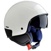 Piaggio PJ1 Helmet White