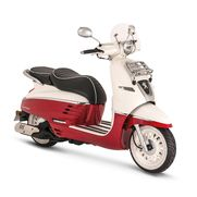 Peugeot 125cc Scooters