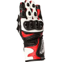 Buffalo BR30 Glove Black / Red