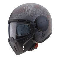 Caberg Ghost Open Face Helmet Rusty