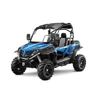 Quadzilla Tracker 800 EPS Road Legal Buggy Black