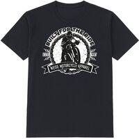 Weise Chainlink T-Shirt - Black