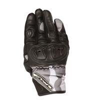 Buffalo Camo Glove Black