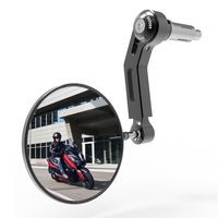 Oxford Bar End Mirrors