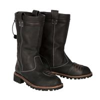 Spada Pallas Ladies Boots - Nubuck Black