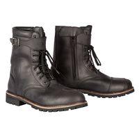 Spada Pilgrim Grande Boot - Distressed Black
