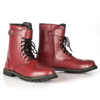 Spada Pilgrim Grande Boot - Cherry Red