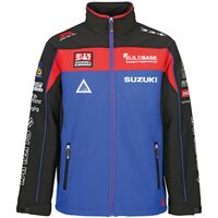 Suzuki BSB Team Softshell Jacket 2018