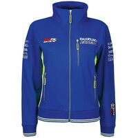 Suzuki MotoGP Team 2018 Ladies Track Jacket Front