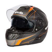 Spada SP16 Linear - Matt Black / Orange