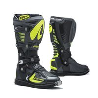 Forma Predator 2.0 Boots - Anthracite / Flo Yellow