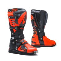 Forma Predator 2.0 Boots - Black / Anthracite / Orange