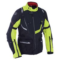 Oxford Montreal 3.0 Jacket - Black / Fluo
