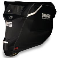 Oxford Protex Stretch Premium Outdoor Motorcycle Cover