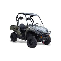 Quadzilla Diesel 800 UTV (Road Legal) - Camo