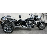 Kawasaki VN1600 Shaft Drive Trike for sale Mansfield | Nottinghamshire | Leicestershire | Derbyshire | Midlands
