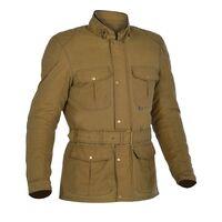 Oxford Bradwell Wax Jacket - Desert Sand