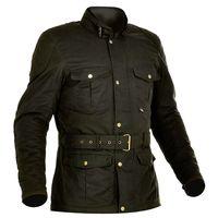 Oxford Bradwell Wax Jacket - Rifle Green