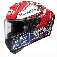 Shoei X-Spirit 3 Marquez 5 TC1 Helmet