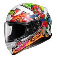 Shoei NXR Motorcycle Helmet - Stimuli TC-10