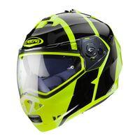 Caberg Duke Flip Front Helmet - Impact - Flo Yellow / Black