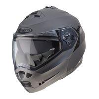 Caberg Duke Flip Front Helmet Matt Gun Metal