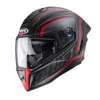 Caberg Drift Evo Integra - Black / Anthracite / Red