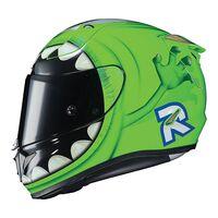HJC RPHA 11 Monsters Inc Mike Wazowski Helmet   HJC RPHA 11 Helmet   Two Wheel Centre