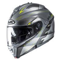 HJC IS MAX 2 Cormi - Grey / Fluo Yellow