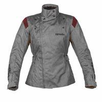 Spada Rushwick Ladies Textile Jacket - Charcoal