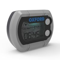 Oxford Digiclock Weather Resistant Digital Clock