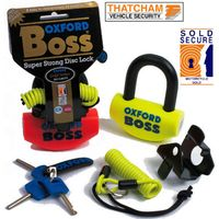 Oxford Boss Disc Lock