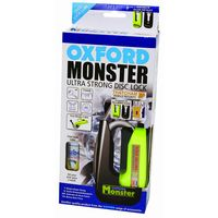 Oxford Monster Disc Lock