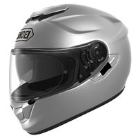 Shoei GT Air Light Silver motorcycle helmet