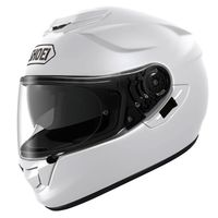 Shoei GT Air White motorcycle helmet