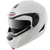 Caberg Modus Flip Front Metal White - FREE UK DELIVERY